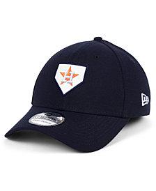 New Era Houston Astros The Plate 39THIRTY Cap
