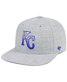 '47 Brand Kansas City Royals Falton Snapback Cap
