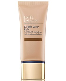 Double Wear Light Soft Matte Hydra Makeup, 1-oz.