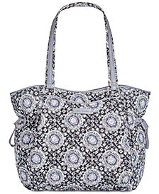 Vera Bradley Iconic Glenna Small Shoulder Bag