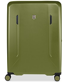 "CLOSEOUT! VX Avenue 29"" Large Hardside Spinner Suitcase in Olive"
