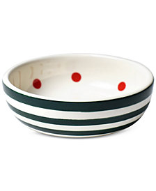 Coton Colors Merry Dipping Bowl