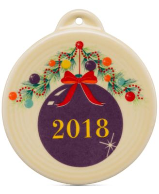Christmas Tree Ornament 2018