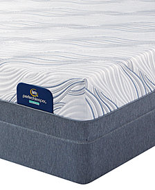 Serta Perfect Sleeper 13'' Weyburn Hybrid Luxury Firm Mattress Set- Queen