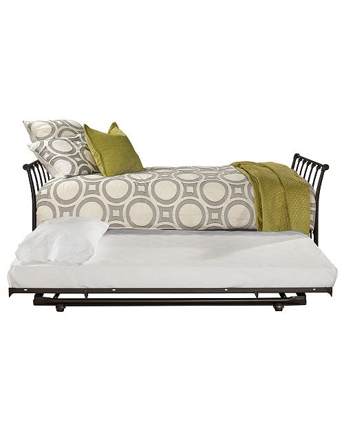 Hillsdale Midland Backless Daybed with Trundle