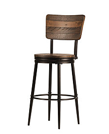 Jennings Swivel Counter Height Stools