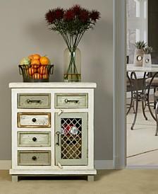 LaRose Five Drawer Accent Cabinet