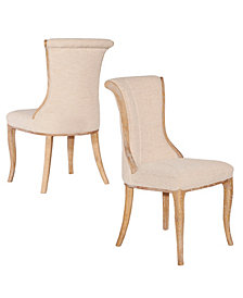 Reese Flared Back Chair