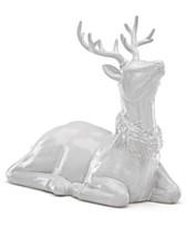 b6f8b98592 Lenox Alpine Reindeer Centerpiece
