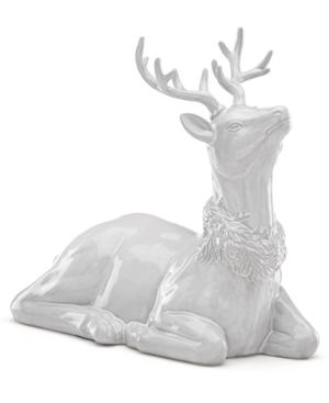 Lenox Alpine Reindeer...