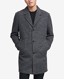 DKNY Men's Tailored Topcoat, Created for Macy's