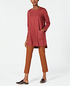 Eileen Fisher Tunic & Ankle Pants