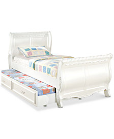 Sadera Bed - Twin, Quick Ship