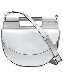 DKNY Ursa Saddle Crossbody, Created for Macy's