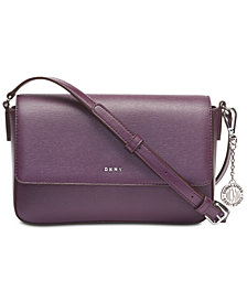 DKNY Bryant Flap Crossbody, Created for Macy's