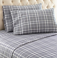 Micro Flannel® California King Sheet Set