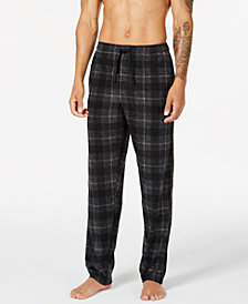 Perry Ellis Men's Printed Pajama Pants
