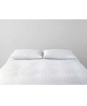Image of Calvin Klein Edith Cotton King Duvet Cover Bedding