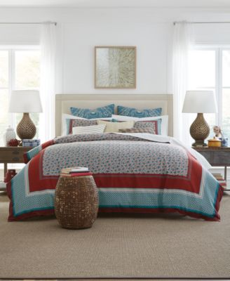 Prairie Reversible 2-Pc. Patchwork Twin Comforter Set
