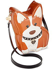 Betsey Johnson Corgi Crossbody