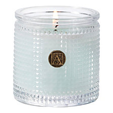 CLOSEOUT! Aromatique Harvest Textured Glass Candle