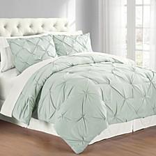 Premium Collection Pintuck Bedding Comforter Set Collection