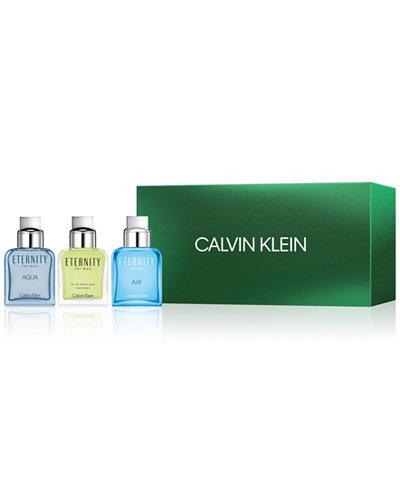 Calvin Klein Men's 3-Pc. Eternity For Men Gift Set, Created for Macy's