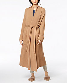 Weekend Max Mara Angizia Wool Duster Cardigan