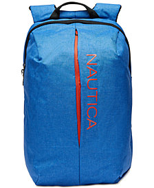Nautica Men's Laptop Backpack, Created for Macy's