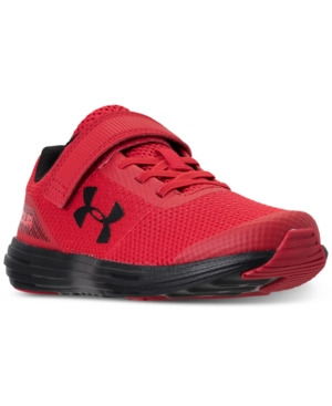Under Armour Little Boys Surge Ac Running Sneakers from Finish Line
