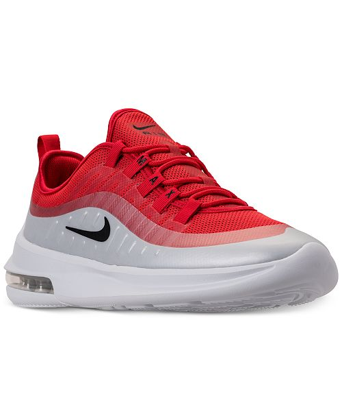huge selection of bd616 e79e6 ... Nike Men s Air Max Axis Casual Sneakers from Finish ...