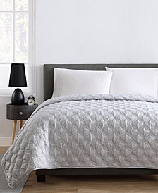 VCNY Home Joyce Twin Embossed Quilt