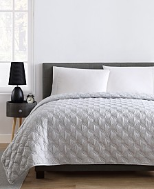 VCNY Home Joyce Embossed Quilt Collection