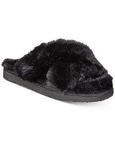 I.N.C. Women's Yayla Slide-On Slippers, Created for Macy's