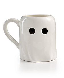 Martha Stewart Collection Ghost Mug, Created for Macy's
