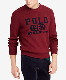 Polo Ralph Lauren Men's Big & Tall Graphic Sweater