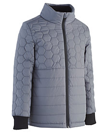 Calvin Klein Little Boys Quilted Jacket