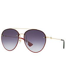Gucci Sunglasses, GG0351S 62