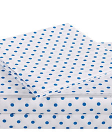 Truly Soft Everyday Dot Sheet Set Collection