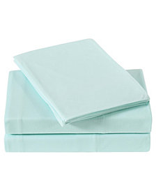 Truly Soft Solid Jersey Twin Sheet Set