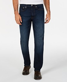 Calvin Klein Jeans Men's Straight-Fit Jeans