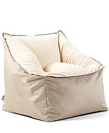 Big Joe Lux Slalom Bean Bag Chair