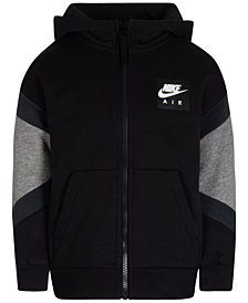 Nike Little Boys Air Full-Zip Hoodie