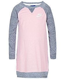Nike Little Girls High-Low Gym Dress