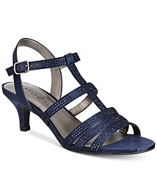 Karen Scott Alixa Slingback Evening Sandals, Created for Macy's