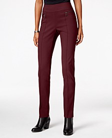 Petite Pull-On Skinny Pants, Created for Macy's