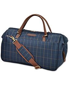 "London Fog Brentwood 20"" Duffel Bag, Created for Macy's"