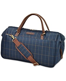 "London Fog Brentwood 20"" Duffel Bag, Created for Macy's"