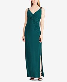 Lauren Ralph Lauren Beaded Gown