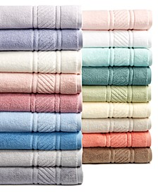 100% Cotton Spa Bath Towel Collection, Created for Macy's